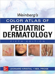 Weinberg's color atlas of pediatric dermatology, 5th edition