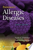 Patterson's Allergic Diseases, 8th edition